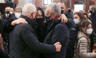 O último adeus a Paolo Rossi (FOTOS EPA/NICOLA FOSSELLA)