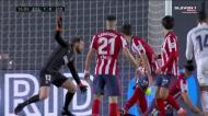 Félix, Herrera e Felipe ficaram a ver: o golo de Casemiro no dérbi de Madrid