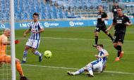 Real Sociedad empatou com o Eibar