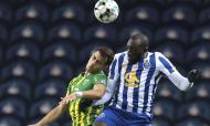 Novo duelo entre FC Porto e Tondela, agora na Taça (Fotos MANUEL FERNANDO ARAUJO/LUSA)
