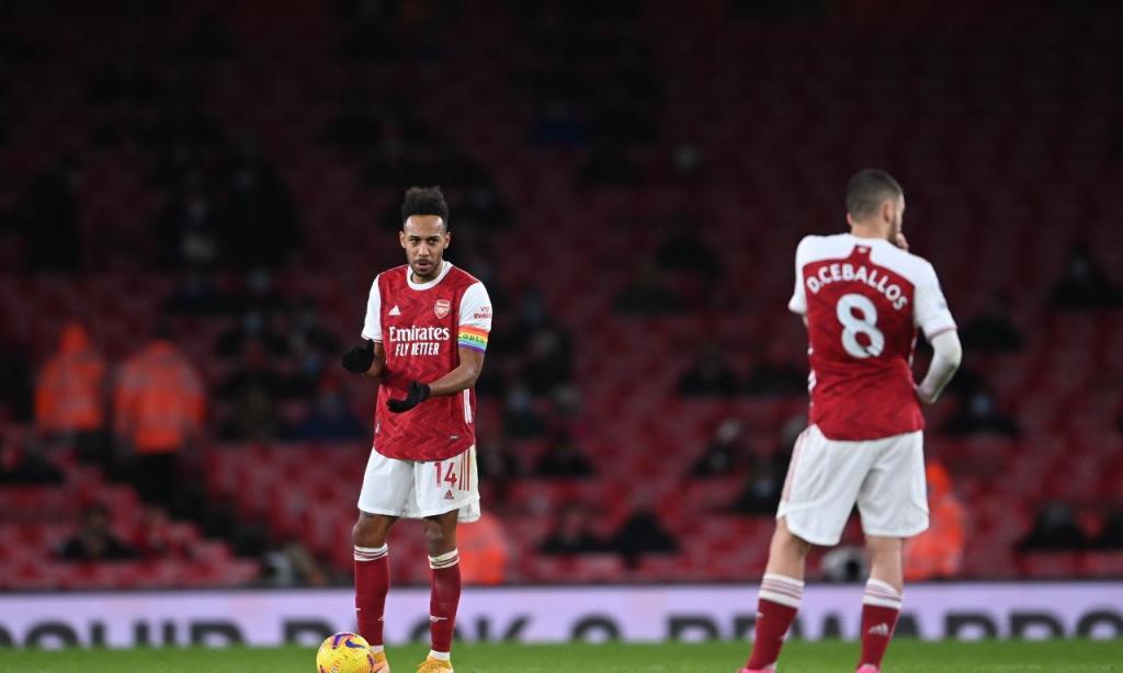 Arsenal-Burnley (Lusa)