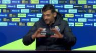 FC Porto interessado em Lucas Veríssimo? A reação inusitada de Conceição