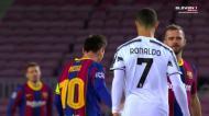 Cristiano Ronaldo no onze de sonho da Bola de Ouro
