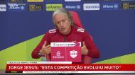 «O Arsenal não me tira o sono nem a confiança»