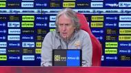 «A força do Benfica obriga as equipas todas a jogar na sua grande área»