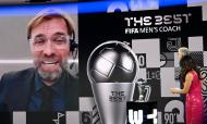 Momentos do futebol internacional 2020: Jürgen Klopp vence prémio de melhor treinador de 2020