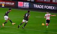 Sheffield United-Manchester United: o 1-3, por Rashford (EPA)