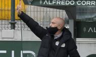 Jesualdo Ferreira em estreia no comando técnico do Boavista, em Paços de Ferreira (Fernando Veludo/LUSA)