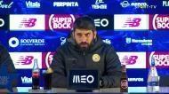 «O FC Porto teve mérito porque foi igual a si próprio»