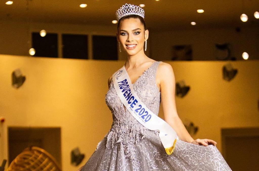AprilBenayoum, dama de honor no concurso Miss França, alvo de insultos racistas