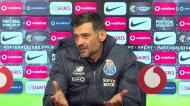 Conceição: «Não está descartada a utilização do Pepe, é 50-50»