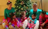 Natal da família de Cristiano Ronaldo (Instagram)