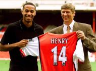 2. Thierry Henry