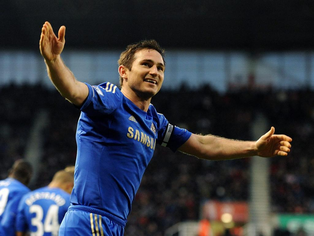 4. Frank Lampard