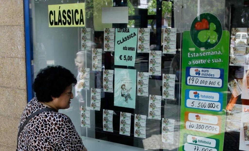 Lotaria clássica