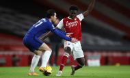 Arsenal-Chelsea (Julian Finney Pool/AP)