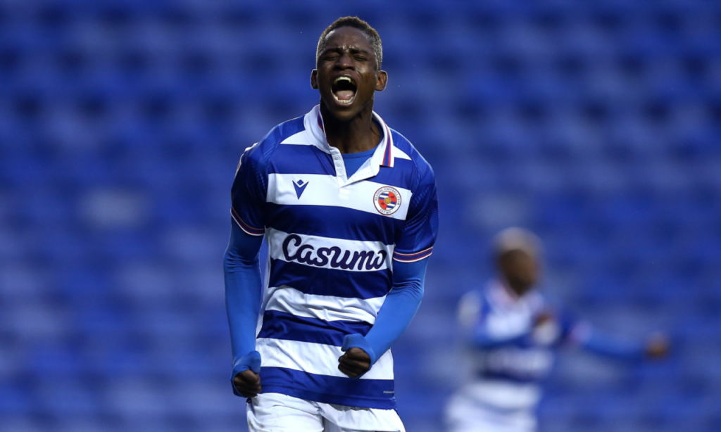 Alfa Semedo (Reading)