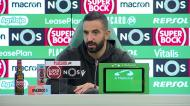 Amorim confirma ausência de Feddal e aborda jogadores em risco de exclusão