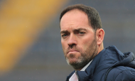 Famalicão-Gil Vicente: Ricardo Soares, treinador dos gilistas (Manuel Fernando Araújo/LUSA)