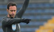 Famalicão-Gil Vicente: árbitro Artur Soares Dias (Manuel Fernando Araújo/LUSA)