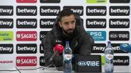 «O Petit esteve melhor do que eu na preparação do jogo»