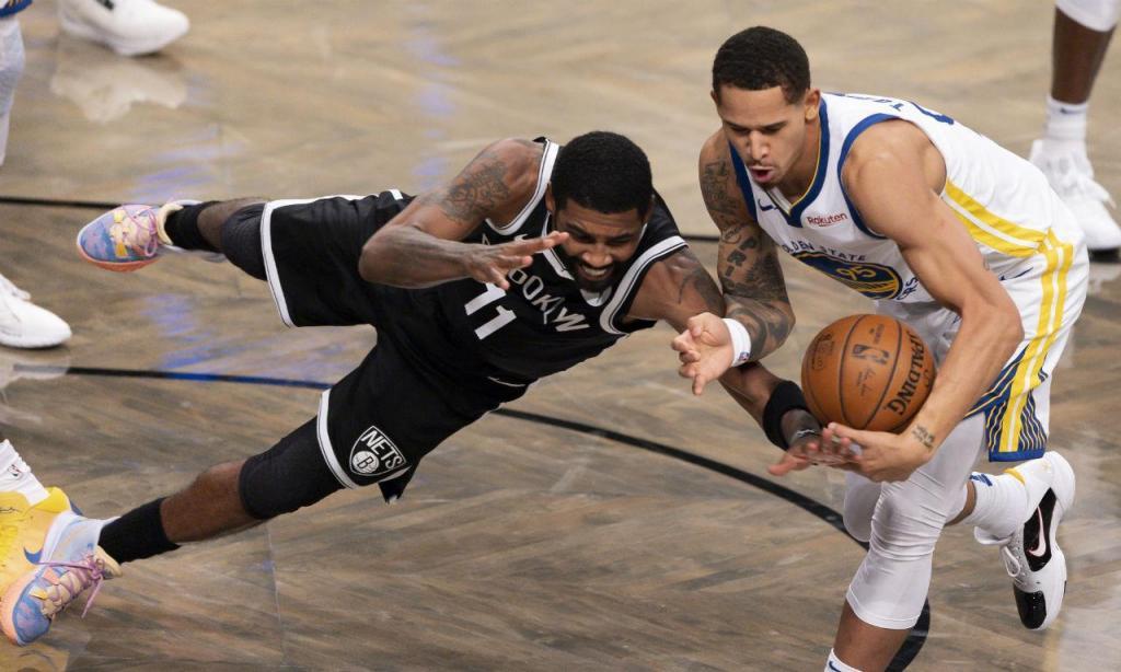 Brooklyn Nets-Golden State Warriors