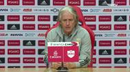 «Quero que o Benfica volte a jogar ao nível do começo»