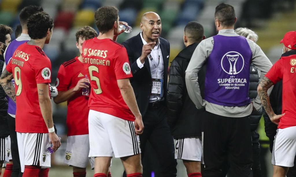FC Porto vence Supertaça frente ao Benfica (Lusa)