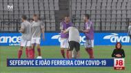 Covid-19 ameaça vários clubes no futebol europeu