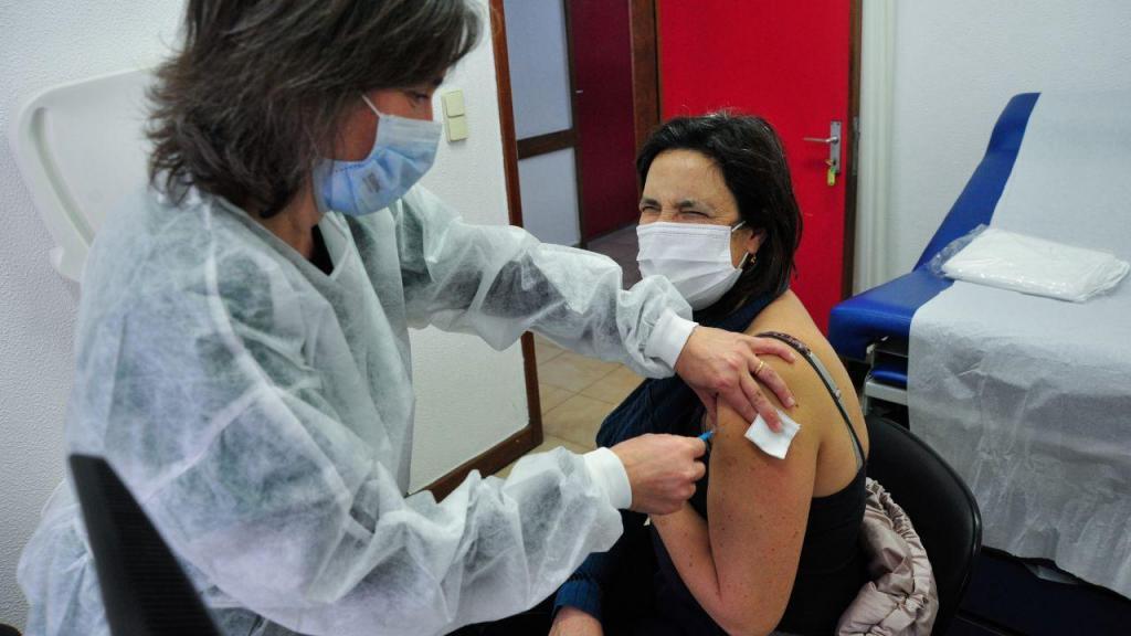 Covid-19: campanha de vacinação em Portugal