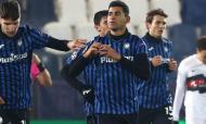 CRISTIAN ROMERO, lateral argentino de 22 anos que se destacou ao serviço da Atalanta onde começou a época cedido pela Juventus