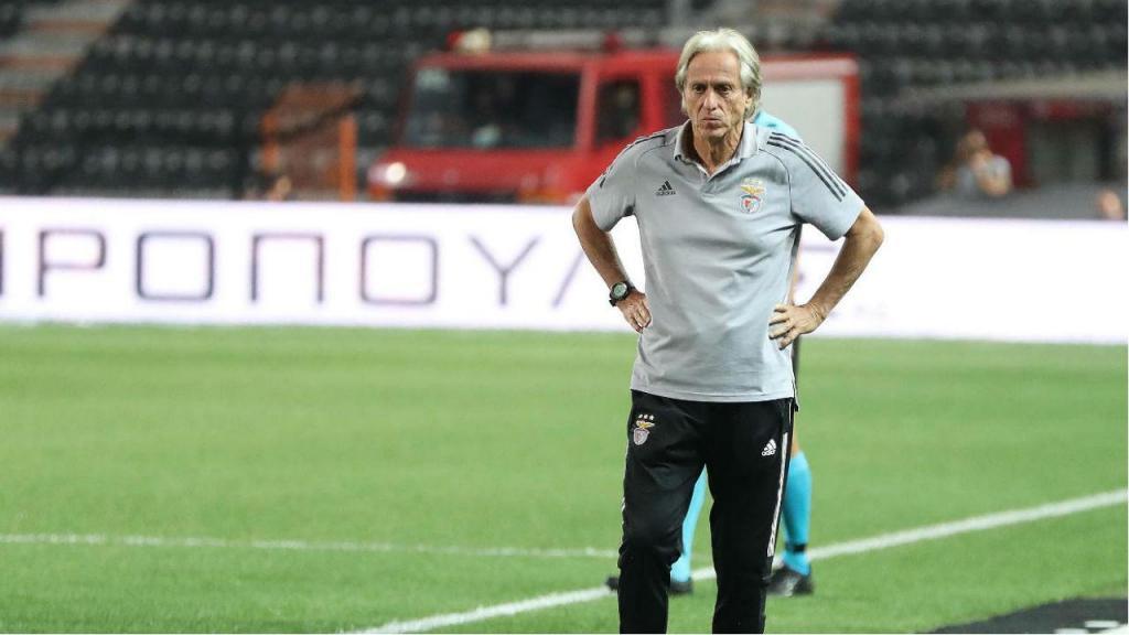 «Se querem frases para fazerem manchetes, esqueçam, tenho outra ideia do futebol agora», Jorge Jesus