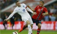 Omar Elabdellaoui ao serviço da seleção norueguesa (AP)