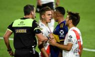 Boca Juniors-River Plate (EPA)