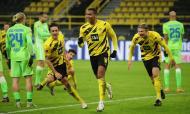 2.º: Erling Haaland (Borussia Dortmung, 152 ME)