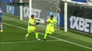 Félix assiste para a vitória do Atlético Madrid com golo aos 90 minutos