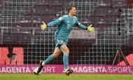 As fotos do espetacular Bayern-Mainz (EPA/GUENTER SCHIFFMANN)