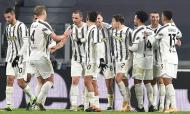 Juventus-Udinese (fotos EPA/ALESSANDRO DI MARCO)
