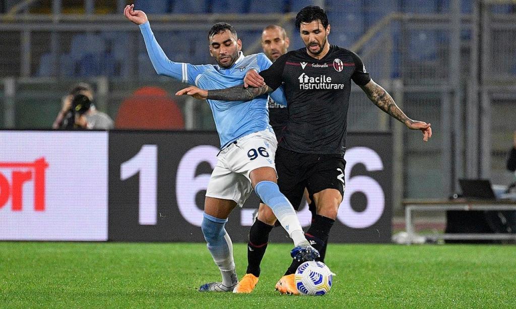 Mohamed Fares (Fabrizio Corradetti/LaPresse via AP)