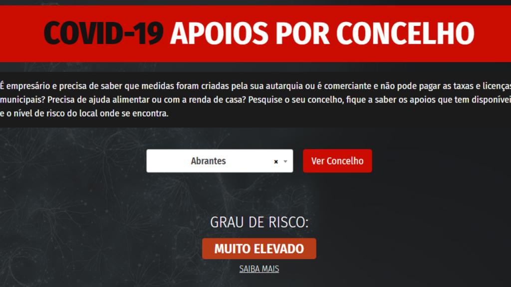 Apoios Por Concelhos: Media Capital Rádios lança plataforma de informação sobre covid-19
