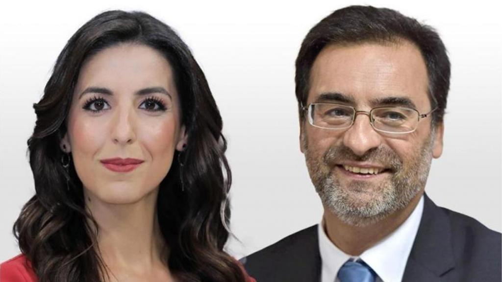 Sara Pinto e Joaquim Franco