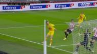 De Jong salva balão de Messi e assiste Pedri de forma perfeita