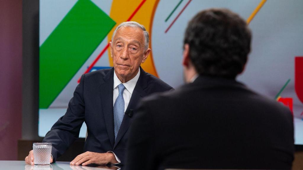 Debate presidencial entre Marcelo Rebelo de Sousa e André Ventura