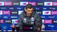 «Pepe? Vamos ver, mas não é a pensar no Benfica, certamente»