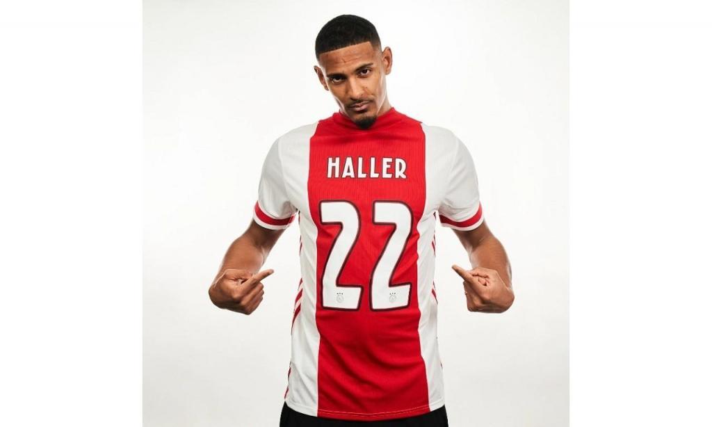 Sébastien Haller (foto Ajax)