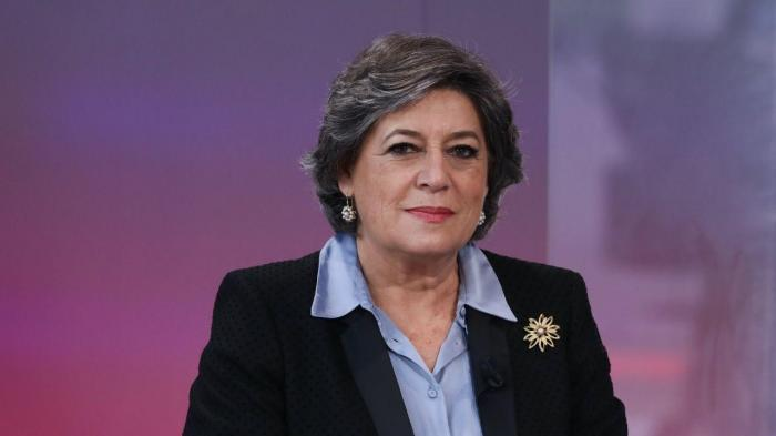 Debate presidencial entre Ana Gomes e André Ventura
