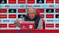 «Toni e José Augusto fizeram mais pelo Benfica do que eu, mas...»