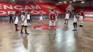A homenagem inesquecível do Maia Basket a Paulo Diamantino