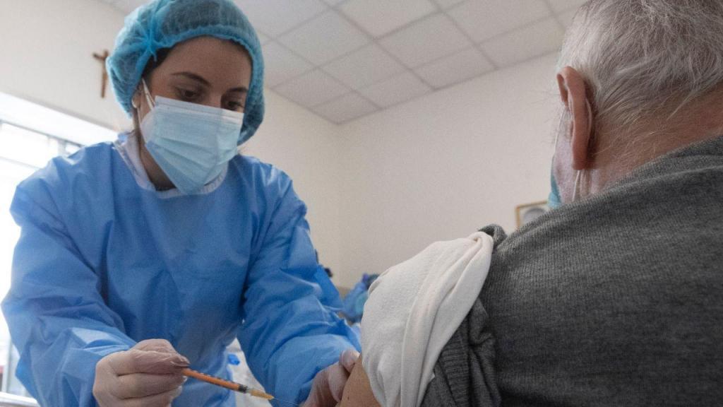 Campanha de vacinação contra a covid-19 em Itália
