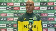 «Faltam algumas etapas, mas final do Jamor é um objetivo do Sporting»